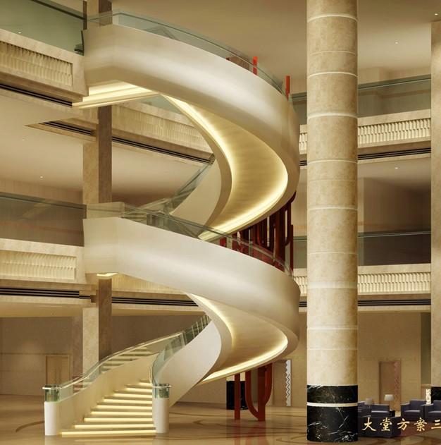 舟山海中洲国际大酒店照明设计