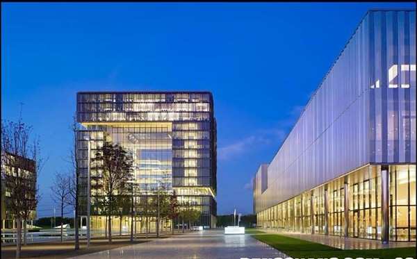 德国lichtkunstlicht照明设计公司办公及建筑照明案例