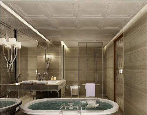 曼谷朗双缪斯酒店室内照明设计图片