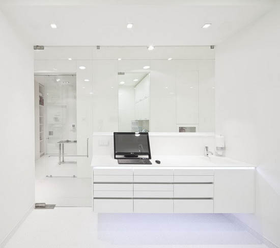clinica t 牙科诊所照明设计