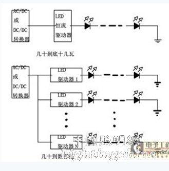 led开路保护器的工作原理
