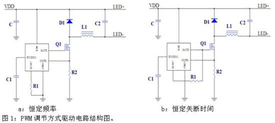 离线式led驱动电路设计方案