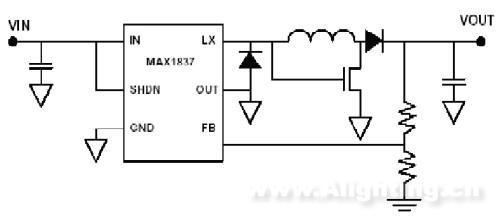 3v 或者 5v 的输出.也能够把这个输出电 压使用两个电阻分压从 1.