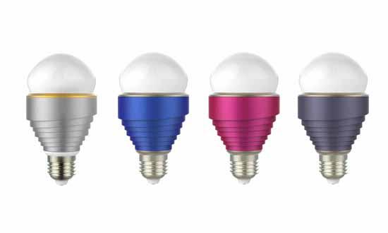 灯泡设计基础素描图片