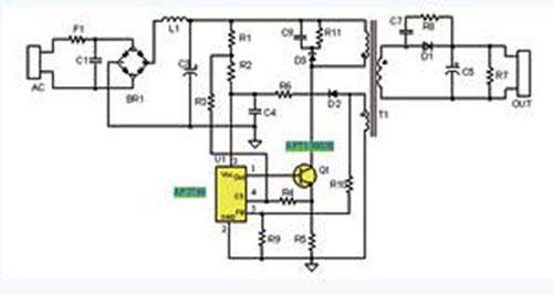 几种隔离led驱动电源方案